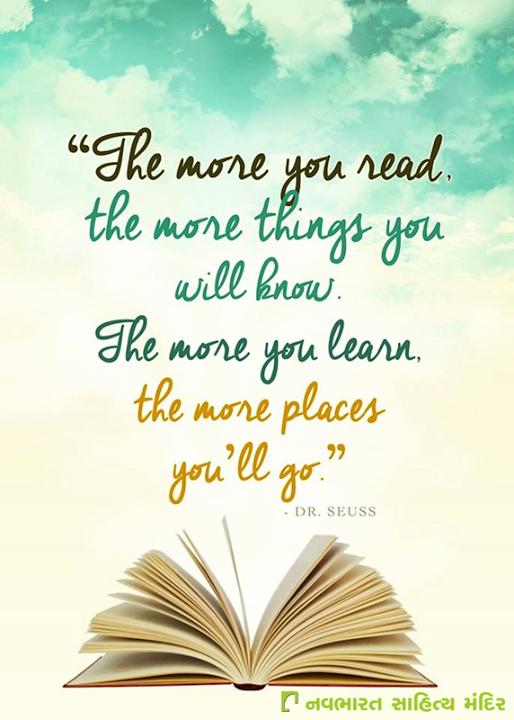 Let's #inspire #reading!