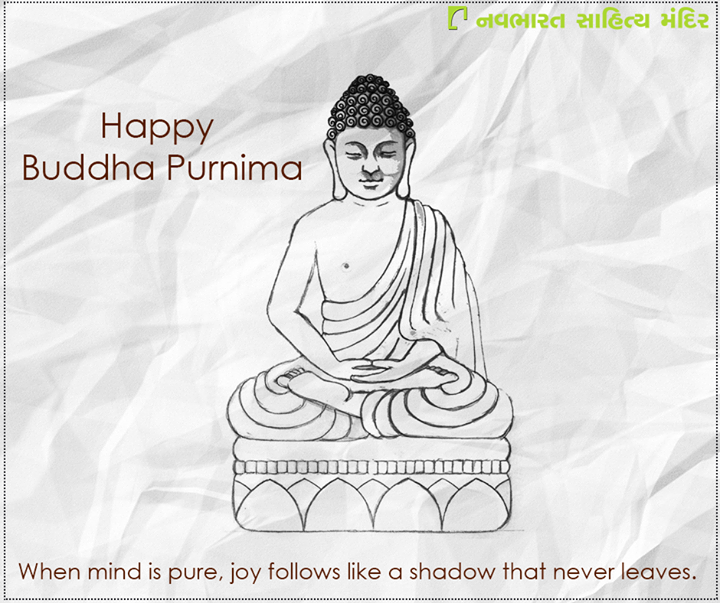Wishing you all peace and happiness on occasion of #BuddhaPurnima !