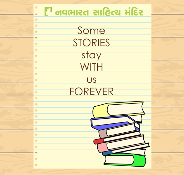 Which is that book that left an impression on you?  #Books #NavbharatSahityaMandir #Reading