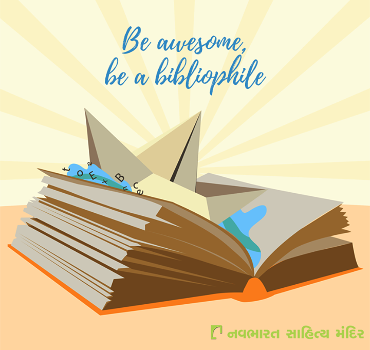 Are you a #bibliophile?