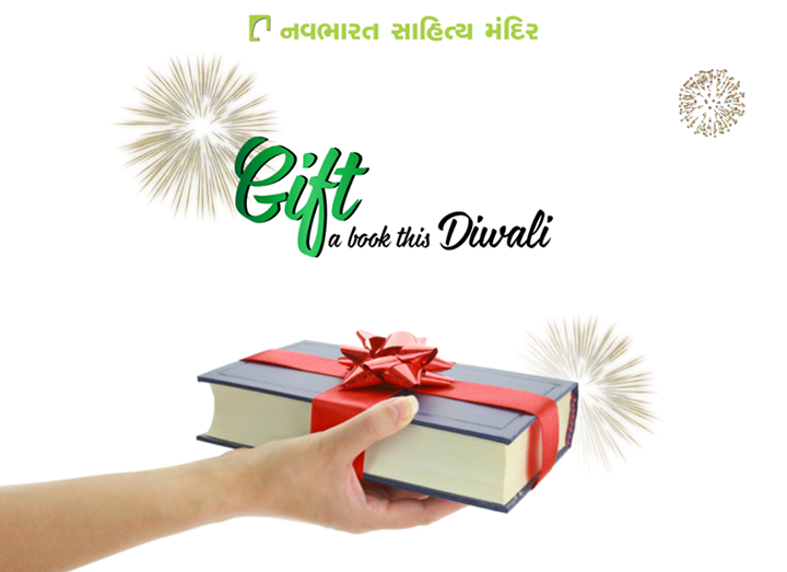 Lighten up your mind and spirit! #Gift yourself and your loved ones with a new read.  #DiwaliGifts #NavbharatSahityaMandir #Books #Reading
