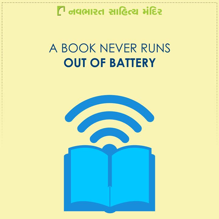 In fact books recharge you.  #NavbharatSahityaMandir #Books #Reading