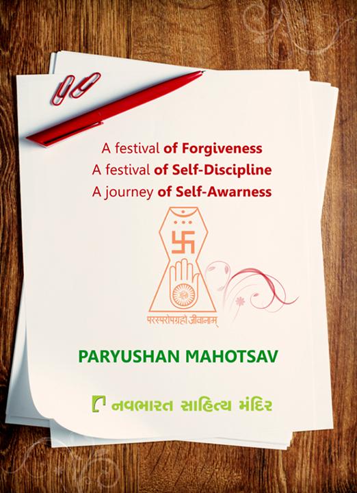 Warm wishes on #ParyushanParv..  #NavbharatSahityaMandir #Books #Reading #LoveForReading #BooksLove #BookLovers