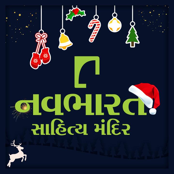#Christmas #MerryChristmas #Christmas2017 #Festival #Cheers #NavbharatSahityaMandir