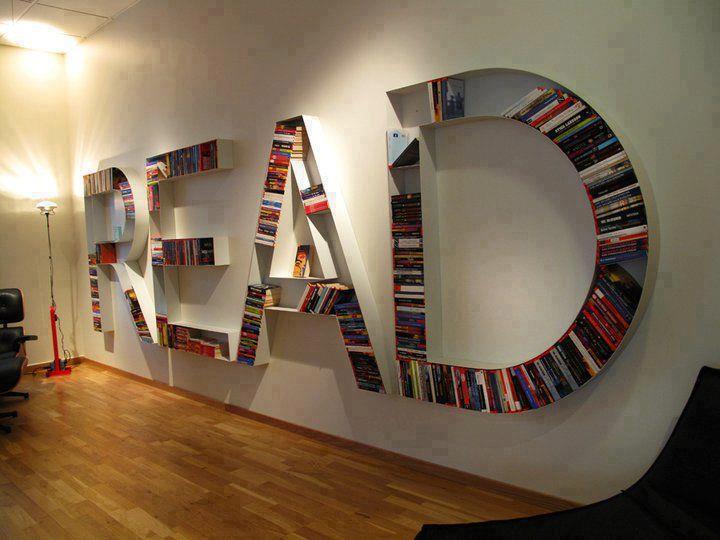 Cool Bookshelf!
