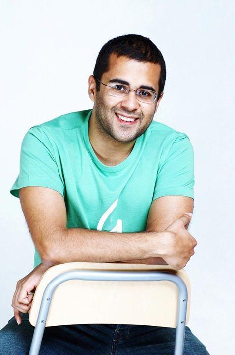 Here's wishing Chetan Bhagat a Very Happy Birthday!  Which is your favorite Chetan Bhagat book?