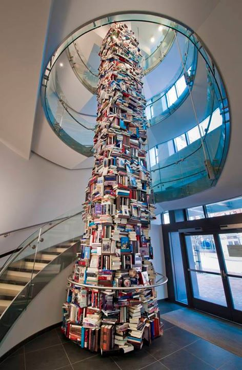 Tower of Books!