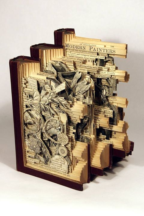 Wonderful creativity from Books..