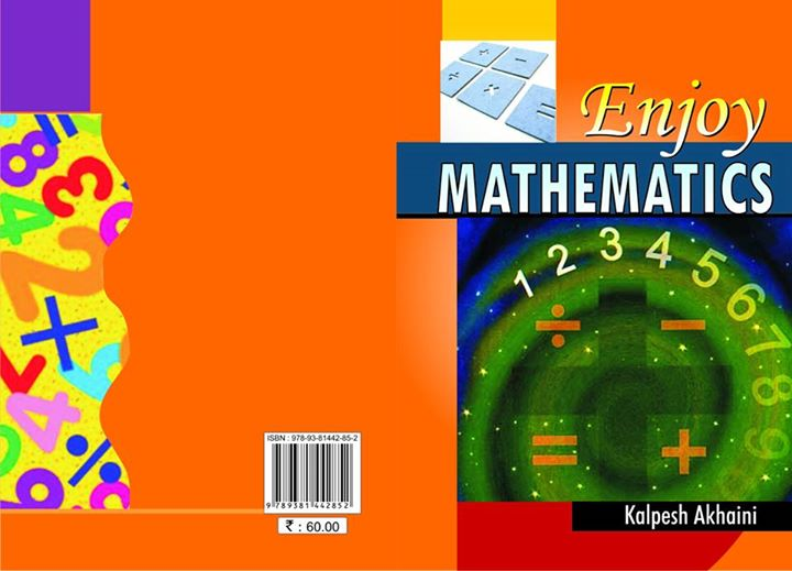 Enjoy your time with #Numbers with this book from Navbharat Sahitya Mandir !