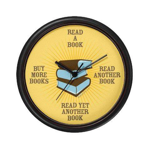 What time of the day do you reserve for #Reading ?