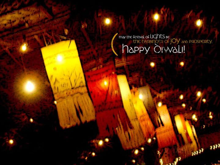 Wishing our all readers Happy Diwali!