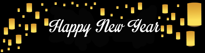 Wishing all our reader Happy New Year!