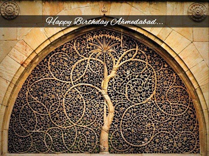 Happy #Birthday to #AapnuAmdavad!  #Ahmedabad #HappyBirthday #Happybirthdayahmedabad #Ahmedabad604
