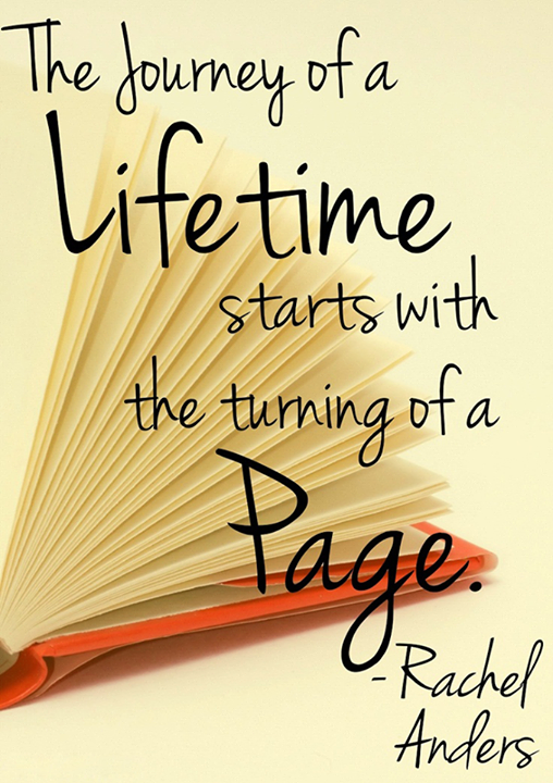 Have you started your journey of #reading?