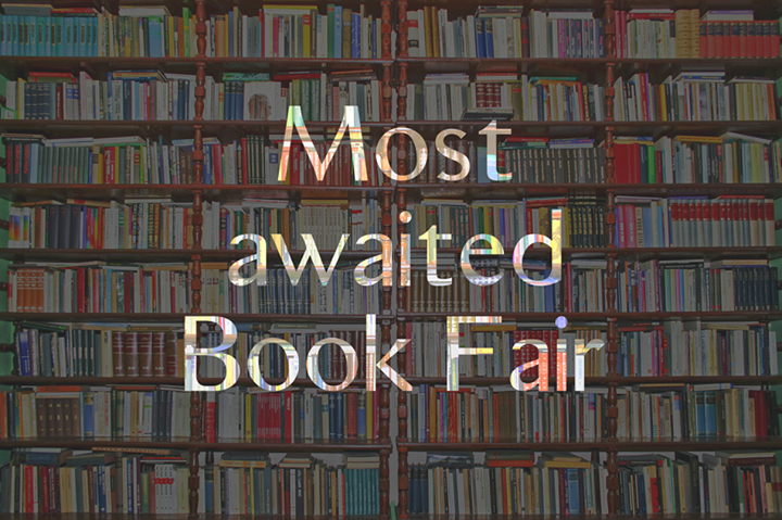 Calling all #Book lovers, the most awaited #BookFair makes a comeback! #BookYourDates #AmdavadBookFair