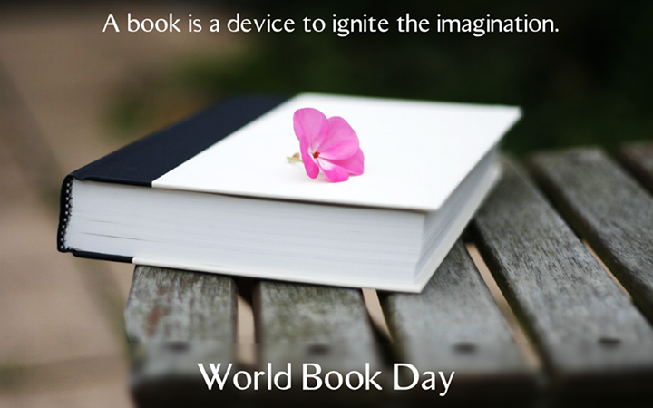 It's #WorldBookDay today! Tell us which is your favorite book in the comments below!   #HappyReading #BookLovers