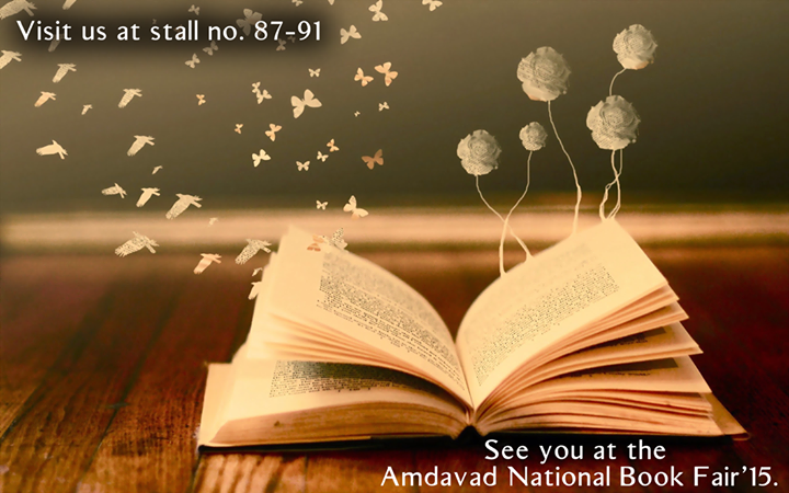 See you all at the #AmdavadNationalBookFair!