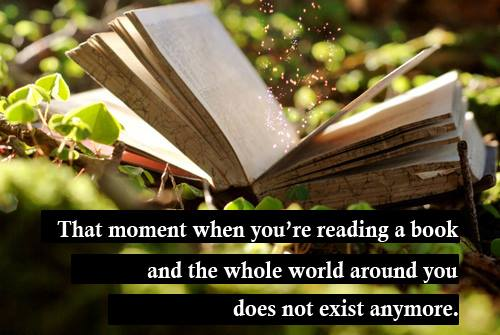 Have you experienced the #Magic of #reading?