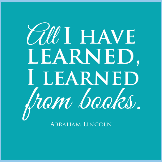 Reading is #enriching!