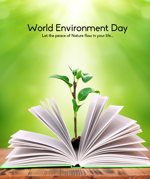 Start today for a better tomorrow!   #WorldEnvironmentDay