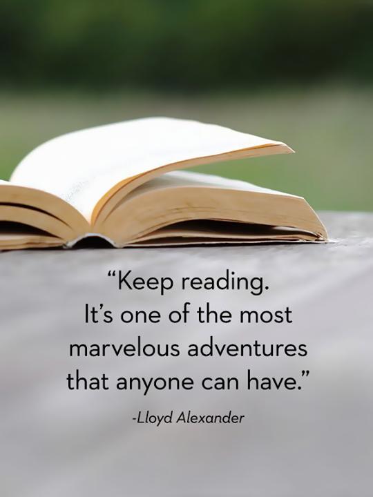 #Reading #Adventures