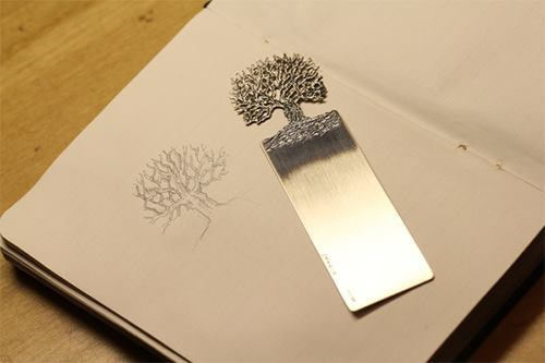 The most #creative set of #Bookmarks, don't you wish to deck your books with these?