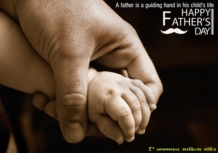 A dad is someone who will give you their hugs and shoulders to cry on !  #HappyFathersDay