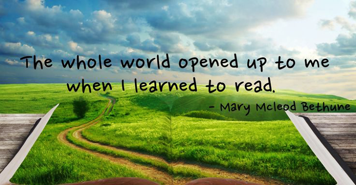 Open a new world! #Read #Books #Reading
