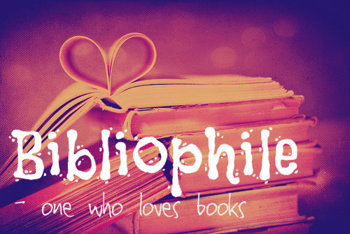 #DidYouKnow   The One Who Loves Books Is Called Bibliophile!