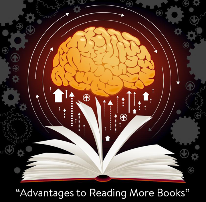 // #Reading books leads to New mental associations //  As you read more books the depth and breadth of your knowledge expands and your ability to form new associations increases. In reading a book to discover the solution to one problem, you find the solution to others you may not have considered.  #ReadingBenefits #Books #Readers #LoveBooks #NavbharatSahityaMandir