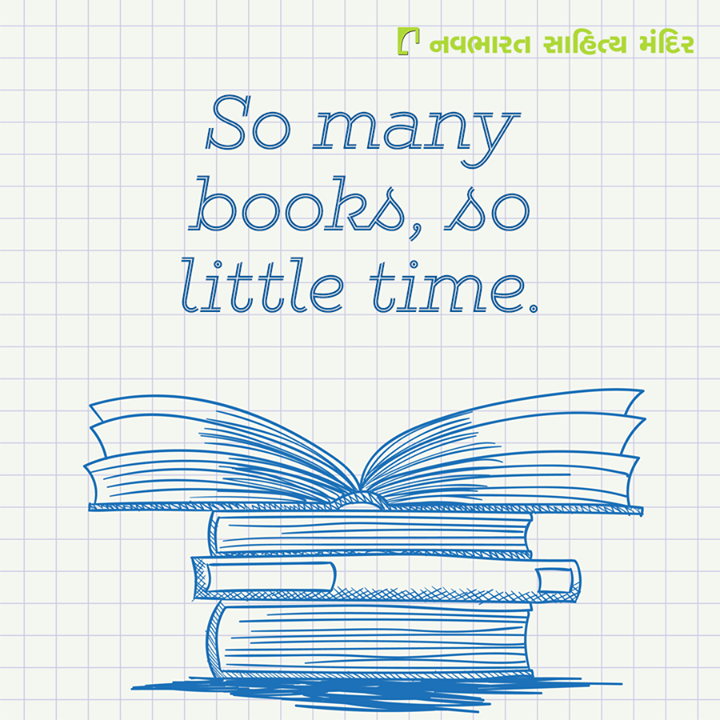 Isn't this true with #Books?  #Reading #Books #Readers #NavbharatSahityaMandir