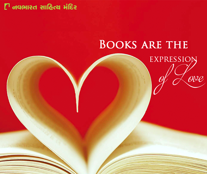 #Books are an expression of #Love! Agreed? #GiftaBookThisValentines #ValentinesWeek #Reading