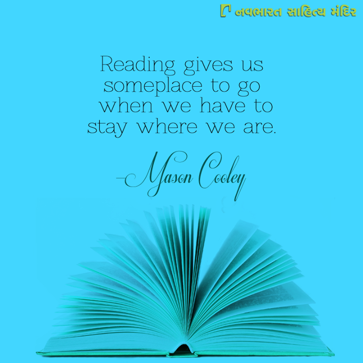 For all the bookworms out there..Share your love for books!  #Books #Reading #NavbharatSahityaMandir