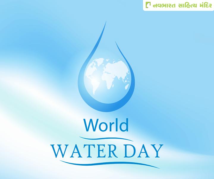 પ્રકૃતિના પાંચ તત્વો, જળ, ભૂમિ, હવા, અગ્નિ, આકાશ જેમાં અતિ મહત્વનું જળ છે. જેના માટે સમગ્ર રાષ્ટ્ર તા.૨૨ માર્ચ જળ દિવસ તરીકે ઉજવે છે. જળ વગર જીવન અશક્ય છે. એટલે જ કહેવાયુ છે, જળ એ જ જીવન, જળ એ કુદરતની દેણ છે. જળના સદગુણના ફાયદા અનેક છે પાણી સ્વચ્છતા લાવે છે, પાણી પારદર્શક છે સ્પષ્ટ જોઇ શકાય છે જેવી જગ્યા મળે તે રીતે સમાય જાય છે  #WorldWaterDay #NavbharatSahityaMandir